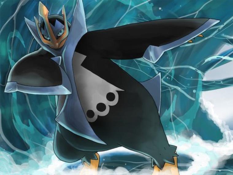 Pingoleon le monde pokemon - Pokemon pingoleon ...