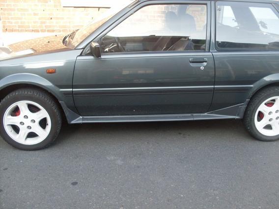 Toyota starlet 1989   (Juillet 2011)