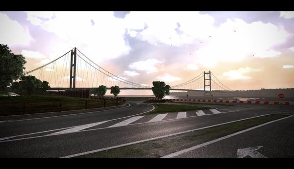 Nouveau pont pour ETS2