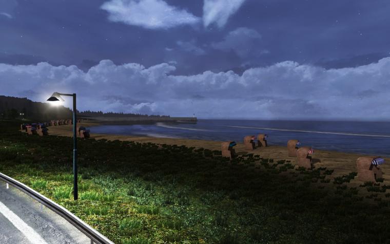 Euro Truck Simulator 2 - Information importante: Patch 1.2.0 et DLC.