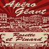 """Apéro Géant """"Rosette et Pinard"""" à la Guillotière (LYON)"""