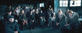 Chapitre 30 : L'armée de Dumbledore.
