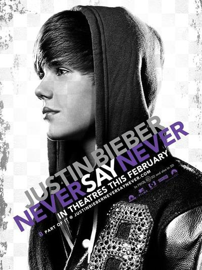 ● Never Say Never Le Film.