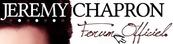 . L'ACTUALITÉ DE JEREMY CHAPRON  . Blog source sur Jeremy Chapron depuis maintenant 5 ans.    .
