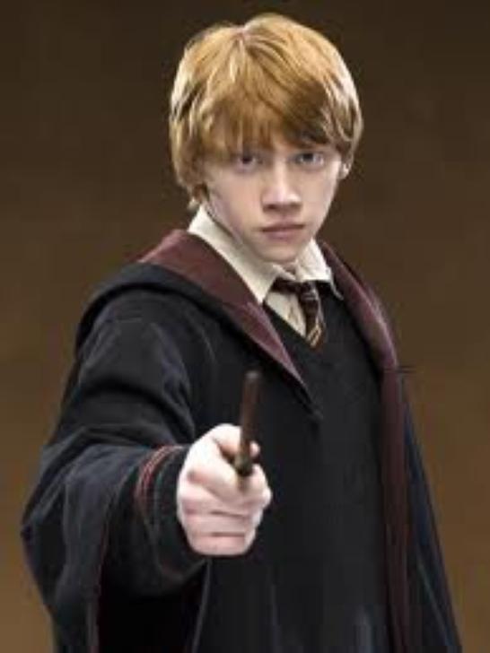 "Ronald ""Ron"" Weasley"