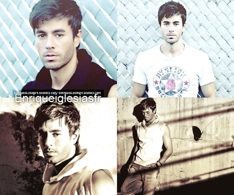 Photoshoot : Quatres nouvelles photos ont fait leurs apparition sur le net , mais le thème reste encore inconnusJe trouve ces photo sublime , on a pas beaucoup de photoshoot d'Enrique ces temps-ci et cela nous fat du bien d'en voir un .  Ton avis?
