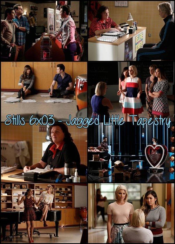 21 Décembre 2014 : Infos + Stills Glee + Photos Instagram