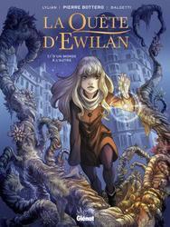 Point saga: La Quête d'Ewilan (partie 2)