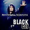 Rhythm Nation 1814 / Black Cat (1989)