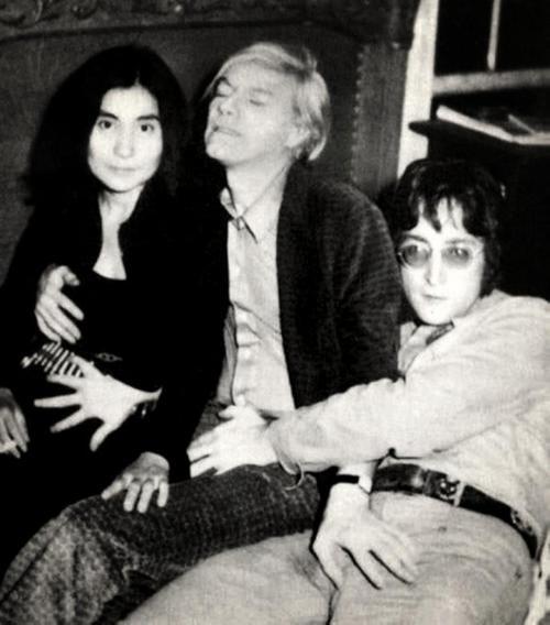 Ono-Warhol-Lennon