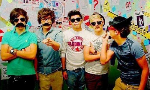 quand les One Direction pètent les plombs... [partie 4]