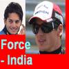 Force India/Sutil/Fischella