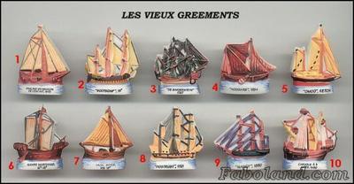 VENTE 103     -     LES VIEUX GREMENTS     -     0 ¤ 50    +   Frais de port