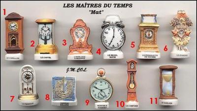 VENTE 117     -     LES MAITRES DU TEMPS     -     MATE     -     0 ¤ 50     +   Frais de port