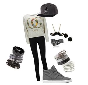 Tenue Swagg Femme