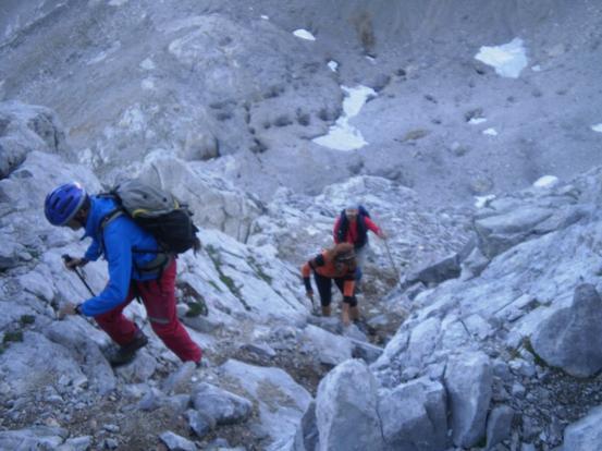PREPARACIÓN PARA ALPES: Picos de Europa. Collado Jermoso, subida al llambrion, by Juanma Escudero y Maite Muñoz