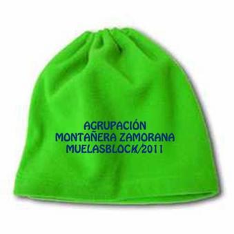 SECTORES DE BULDER PARA EL MUELASBLOCK/2011 Y REGALO DE INSCRIPCIÓN.