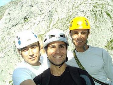 DANIEL HIDALGO. El Triunfo del tesón. Nuevo blog: http://caminovertical.blogspot.com/