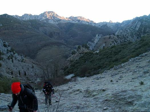 Argovejo, Picos de Europa, 08/01/2012, by Miguel Caldevilla