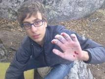 BULDER EN EL ESCORIAL, 25/02/2011