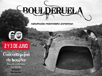 CONCENTRACIÓN DE BULDER EN PERERUELA:  BULDERUELA/2012 -  2 Y 3 DE JUNIO !!!