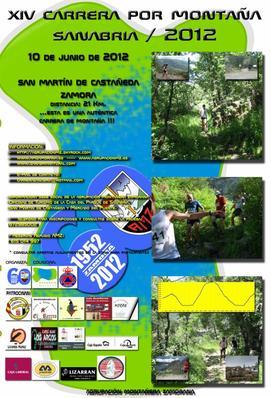 CARRERA DE MONTAÑA SANABRIA 2012