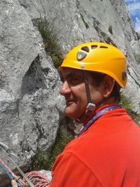 HOCES DE VEGACERVERA: Bendita Benemérita (6b) y Everest '99 (6b+), http://www.danihidalgo.es/