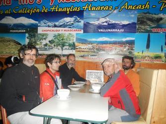 LIBRO DE PIADAS  EXPEDICIÓN DE LA AMZ: ANDES/ 2012
