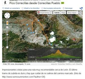 DESAFIO VEGACERVERA/2012, si la montaña es tu oficio...
