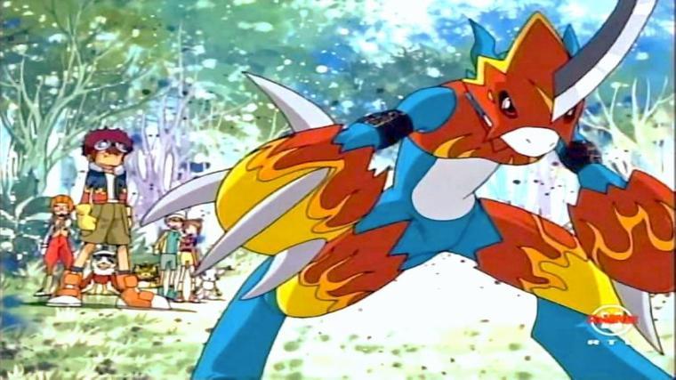 Marre des confusions Digimon/Pokémon...