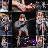 . 10.04.10 ... Taylor faisant un concert à Fresno en Californie.  .