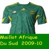 Maillot Afrique du Sud