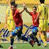 Espagne  Ukraine