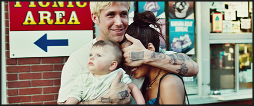 THE PLACE BEYOND THE PINES.