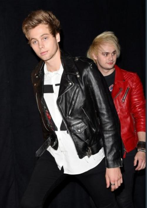 Michael Clifford et Luke Hemmings !!!