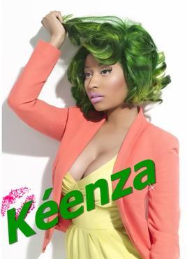 La vrai la seul...Nicky Minaj