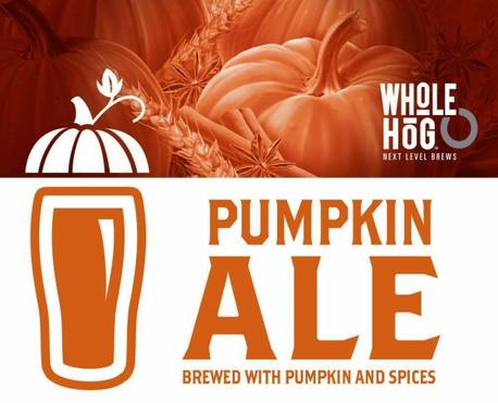 Review : Point Whole Hog Pumpkin Ale - PLANET BEER REVIEWS