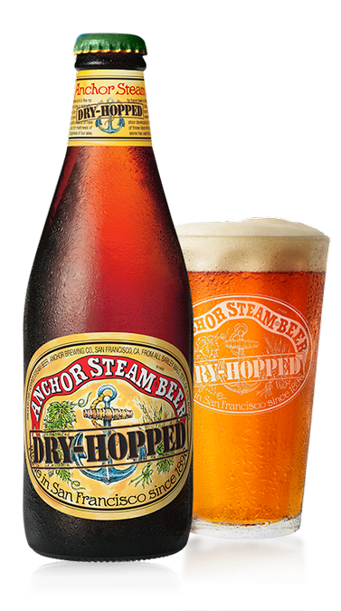 Anchor Brotherhood Steam Beer Price & Reviews   Drizly