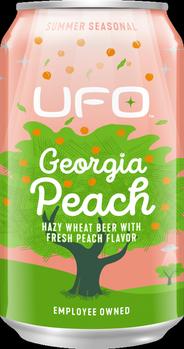 Review: Harpoon UFO Georgia Peach