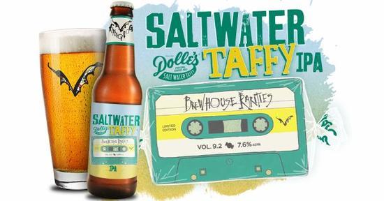 Review: Flying Dog Salt Water Taffy IPA