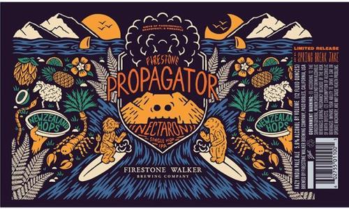 Review: Firestone Walker Propagator Nectaron Single Hop IPA