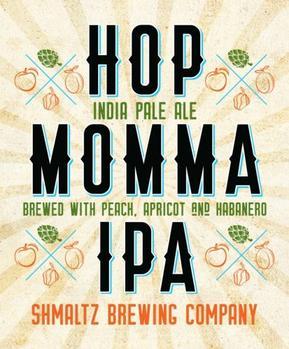 Review: Shmaltz Hop Momma IPA