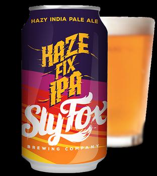 Review: Sly Fox Haze Fix IPA