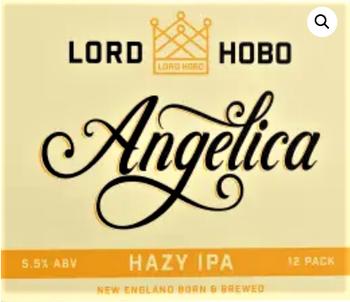 Review: Lord Hobo Angelica Hazy IPA