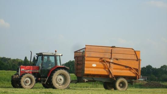 Ensilage 2011 (a la ferme) ..............