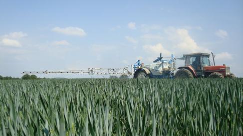 Traitement des blés (chantier n°2) 2011 .................