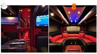 Album souvenir : Le Tour Bus ☂