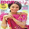 Vanessa Fera La Couverture Du Numéro De Septembre Du Magazine Teen Vogue