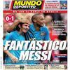 La presse Espagnole parle de Messi et avoue qu'il est talentueux:Messi-lanouvelle-legende.Skyblog.com