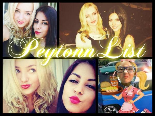 Photos Personels de Peyton